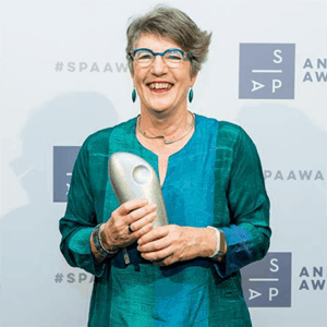 2019 SPA Lifetime Achievement Award Recipient